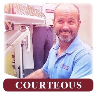 courteous Brians Cleaners